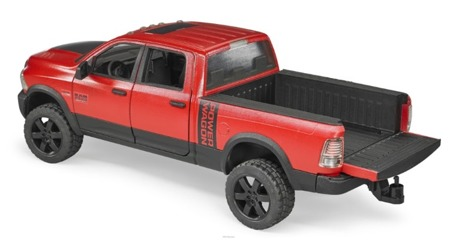 Bruder 02500 Doge Ram 2500 Power Wagon