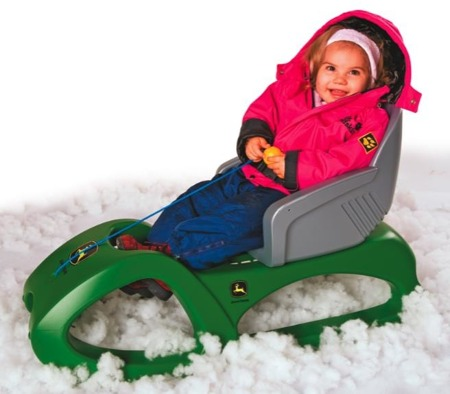 Fotelik do sanek Snow Cruiser ROLLY TOYS 200719
