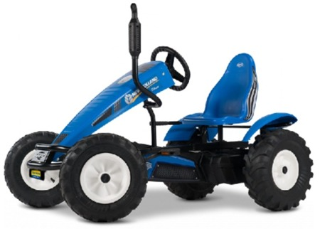 Gokart na pedały NEW HOLLAND BFR BERG