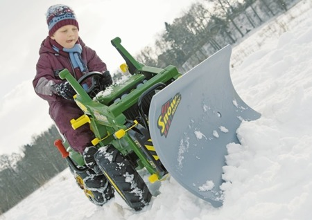 Pług śnieżny do traktora ROLLY TOYS 409617